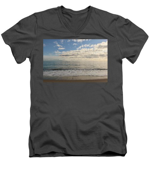 Beach Day - 2 Men's V-Neck T-Shirt