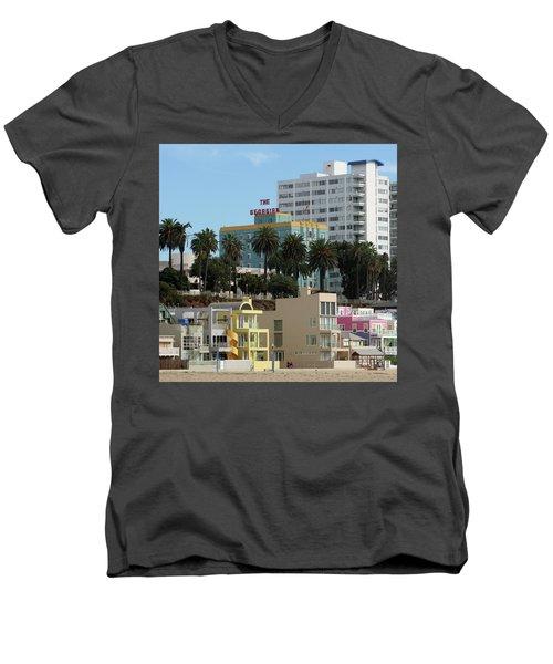 Beach Life Men's V-Neck T-Shirt