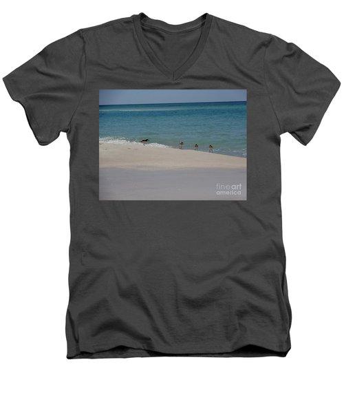 Beach Natives Men's V-Neck T-Shirt