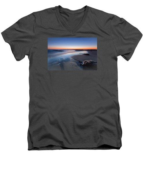 Beach View 2 Men's V-Neck T-Shirt