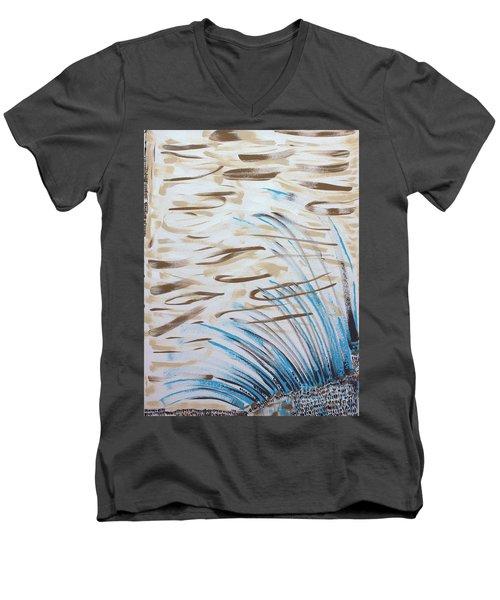 Beach Winds Men's V-Neck T-Shirt