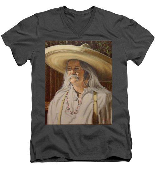 Bead Guy Men's V-Neck T-Shirt