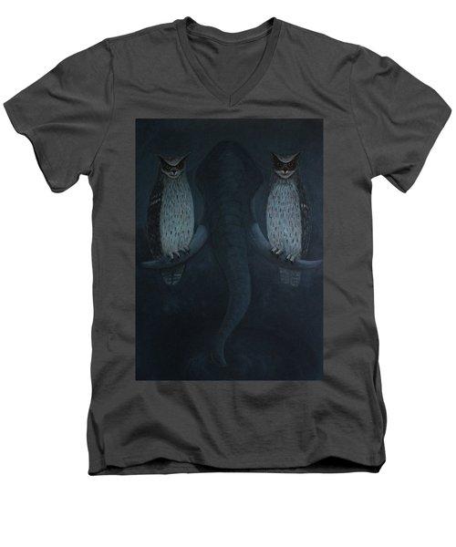 Bearing Witnesses Men's V-Neck T-Shirt