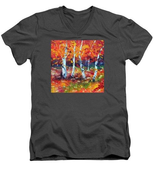 Beautiful Demise Men's V-Neck T-Shirt