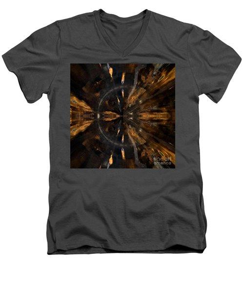 Beautiful Inside Men's V-Neck T-Shirt
