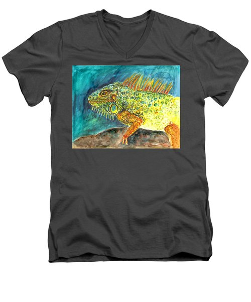 Beautiful Monster Men's V-Neck T-Shirt