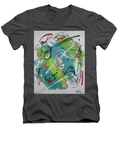 Beautiful Noise Men's V-Neck T-Shirt