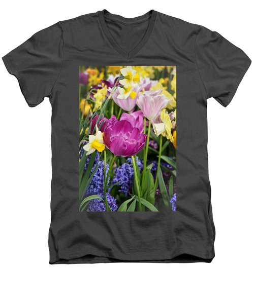 Beautiful Time Of Year Men's V-Neck T-Shirt