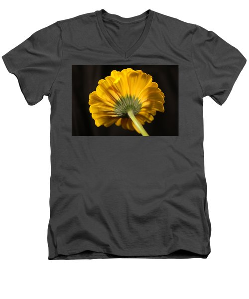 Men's V-Neck T-Shirt featuring the photograph Beautiful Underside by Jeff Swan