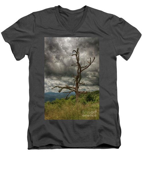 Beautifully Dead Men's V-Neck T-Shirt