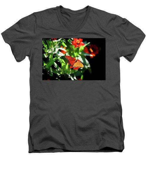 Beauty Abounds Men's V-Neck T-Shirt