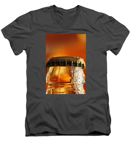 Beer Men's V-Neck T-Shirt