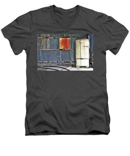 Beer Fridge Men's V-Neck T-Shirt