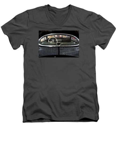 Beetle Interior  Men's V-Neck T-Shirt