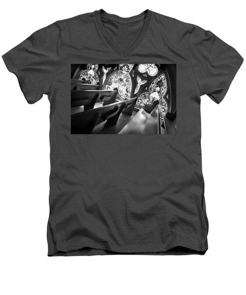 Before Vespers Men's V-Neck T-Shirt