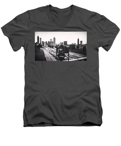 Behind The Lens Men's V-Neck T-Shirt