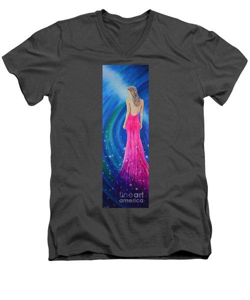 Bellissimo Men's V-Neck T-Shirt