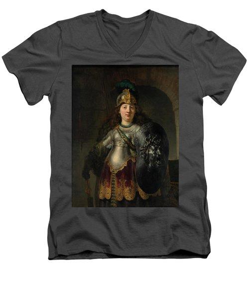 Bellona Men's V-Neck T-Shirt