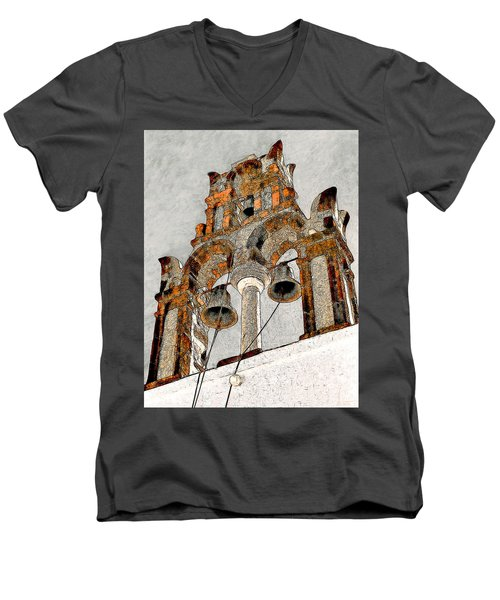 Bells Men's V-Neck T-Shirt