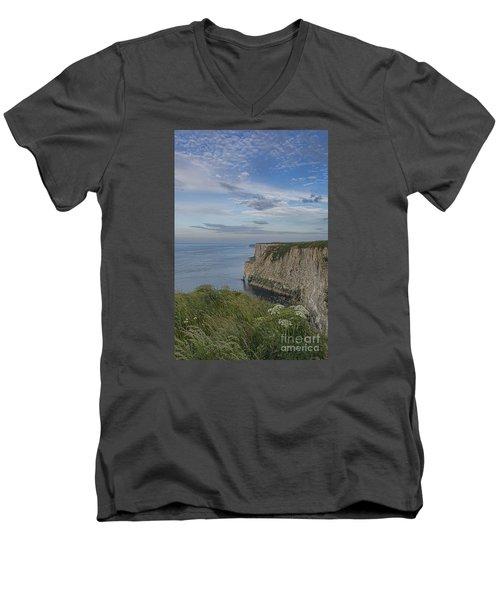 Bempton View Men's V-Neck T-Shirt
