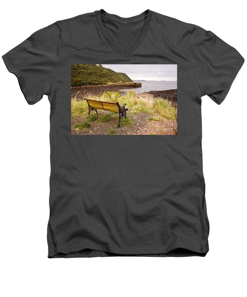 Bench At The Bay Men's V-Neck T-Shirt