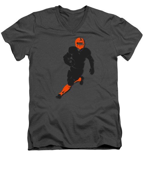 Bengals Player Shirt Men's V-Neck T-Shirt by Joe Hamilton