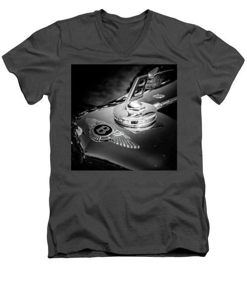 Bentley Hood Ornament Men's V-Neck T-Shirt