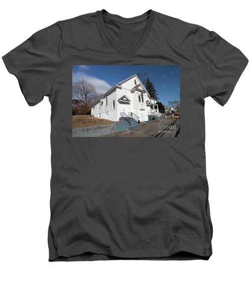 Bethel Ame Church  Huntington Men's V-Neck T-Shirt