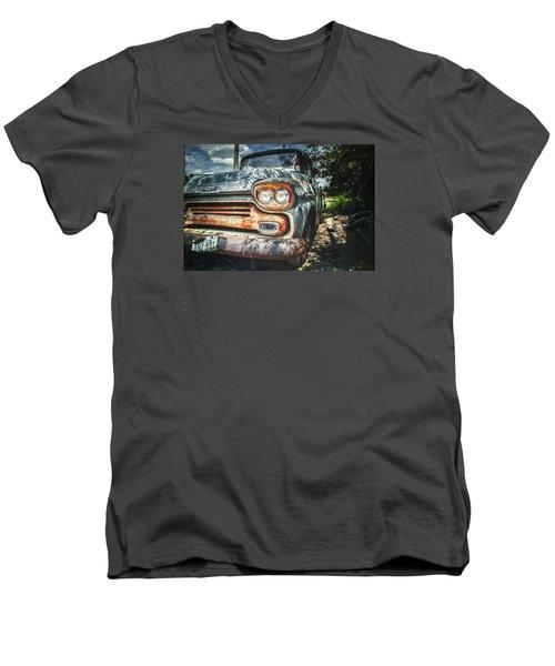 Better Days 2 Men's V-Neck T-Shirt