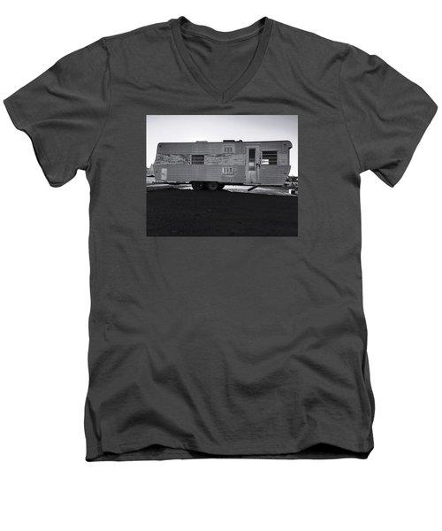 Better Days On Route 66 Men's V-Neck T-Shirt