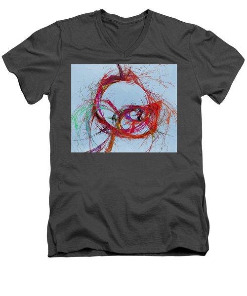 Bevisstgjoring Men's V-Neck T-Shirt