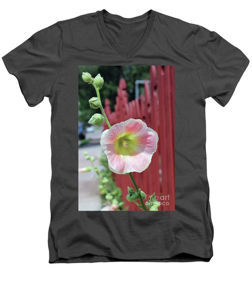 Beyond The Garden Fence Men's V-Neck T-Shirt