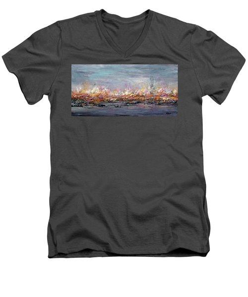 Beyond The Surge Men's V-Neck T-Shirt