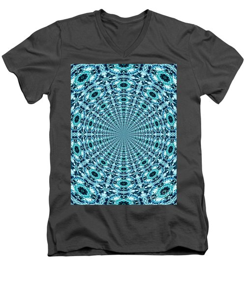 Beyond Time And Space Men's V-Neck T-Shirt