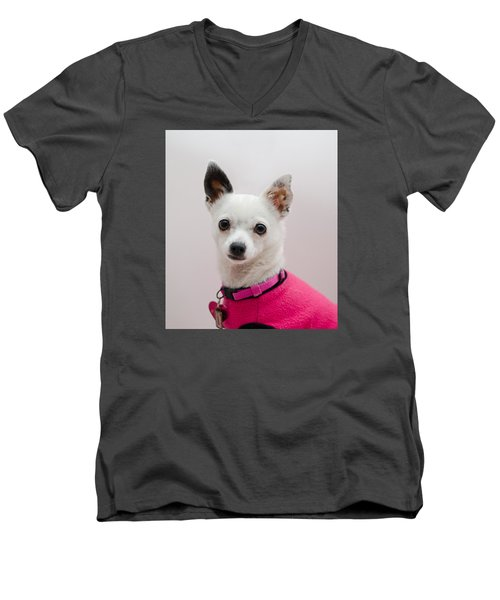Bianca Men's V-Neck T-Shirt