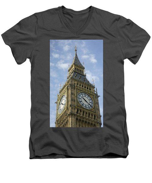 Big Ben Men's V-Neck T-Shirt