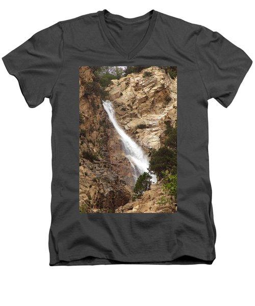 Big Falls Men's V-Neck T-Shirt