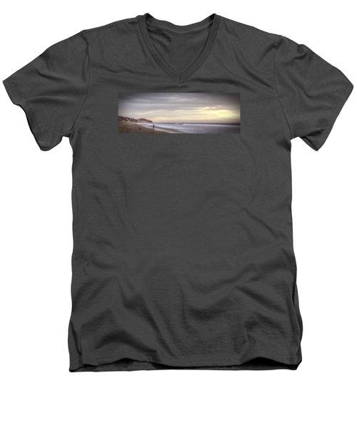 Big Ocean Men's V-Neck T-Shirt