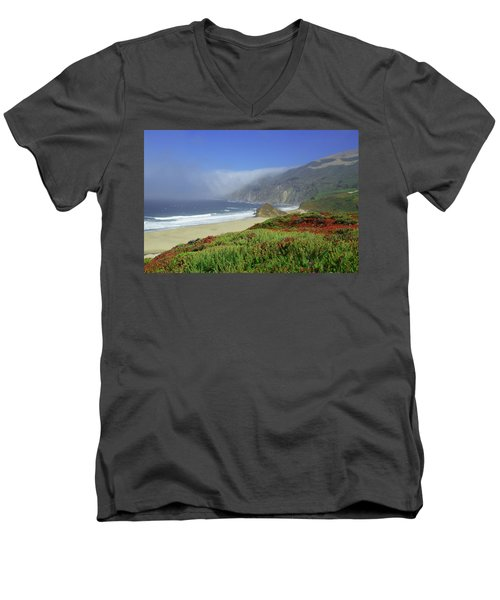 Big Sur 3 Men's V-Neck T-Shirt