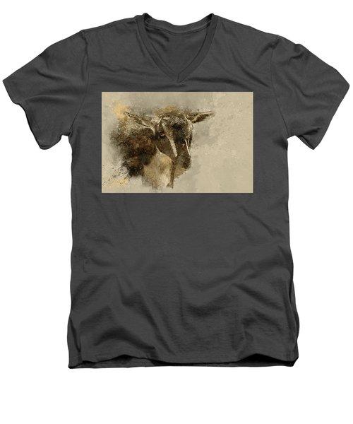 Billy Men's V-Neck T-Shirt