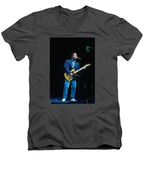 Billy Joel Men's V-Neck T-Shirt