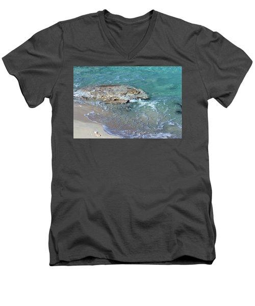 Bimini After Wave Men's V-Neck T-Shirt