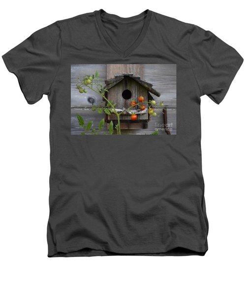 Birdhouse Men's V-Neck T-Shirt