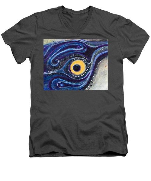 Birds Eye Men's V-Neck T-Shirt