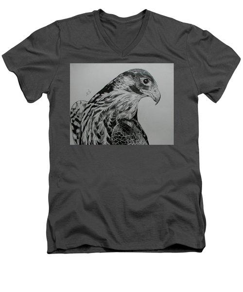 Birdy Men's V-Neck T-Shirt