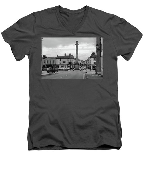 Birr Town Men's V-Neck T-Shirt