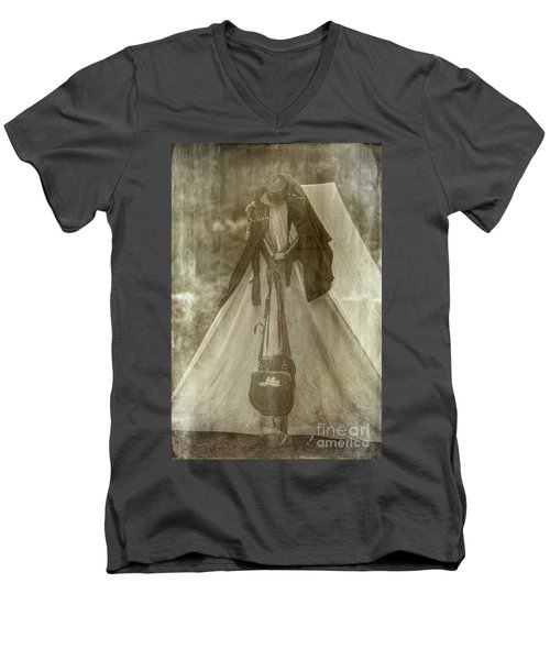 Bivouac Men's V-Neck T-Shirt