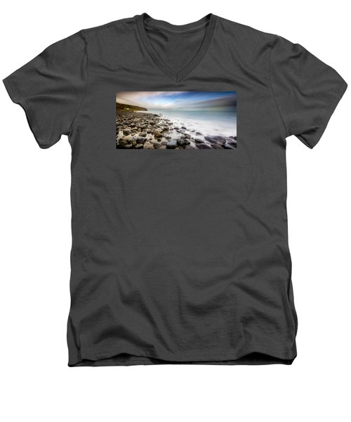 Blackhead From Whitehead Men's V-Neck T-Shirt