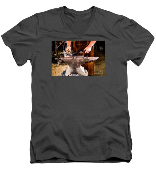 Blacksmith Men's V-Neck T-Shirt