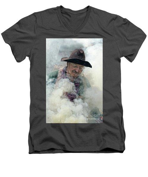 Blacksmith Men's V-Neck T-Shirt